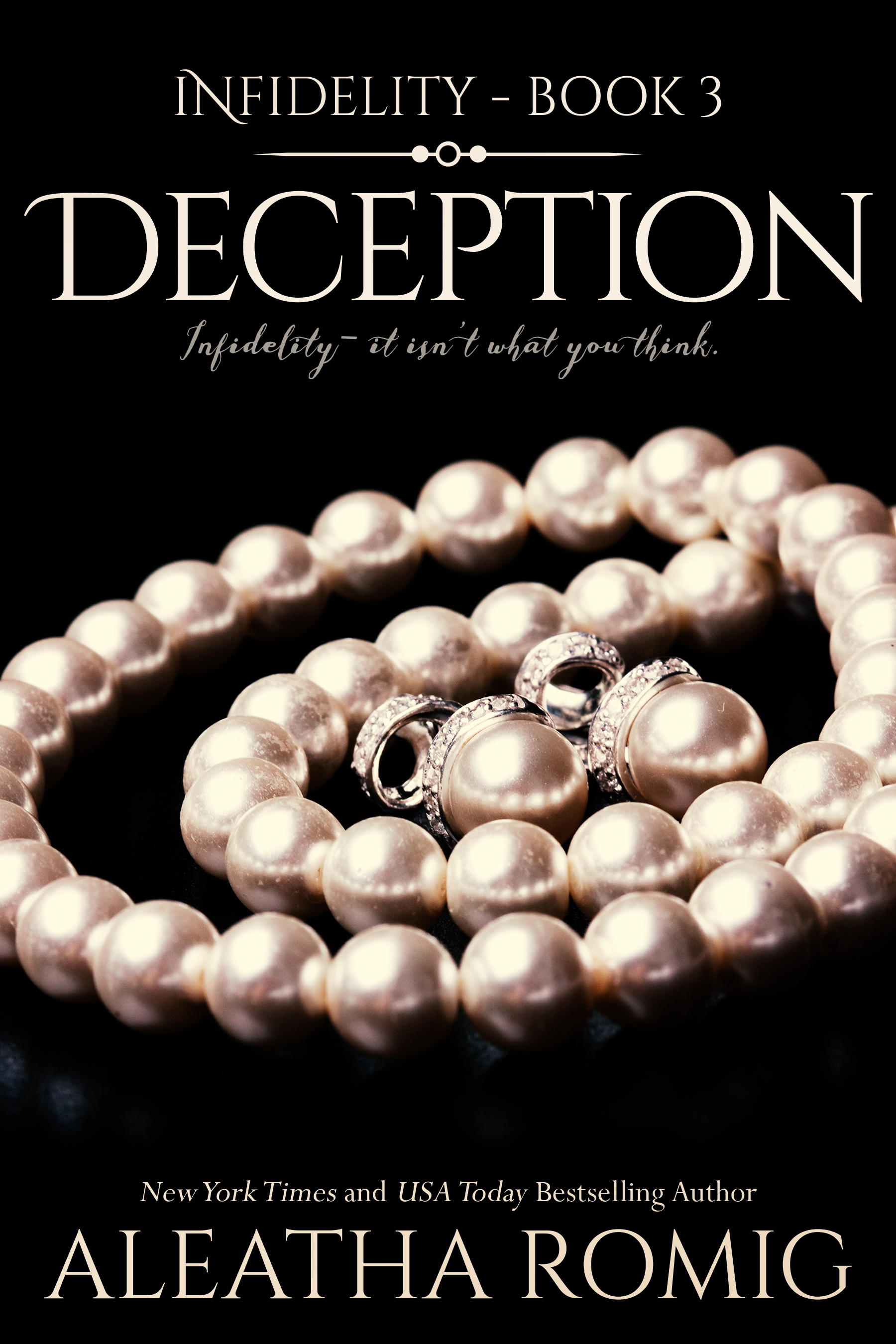 Blog Tour & Review ~~ Deception By Aleatha Romig – Up All Night Book Blog